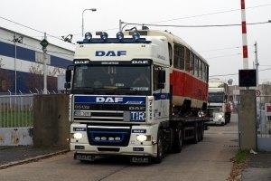 Власти Харькова докупили в Чехии четыре б/у трамвая