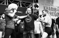 Президент UFC Уайт назвал сумму штрафа для Нурмагомедова
