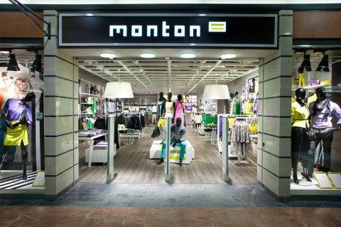 Сеть магазинов одежды Monton уходит из Украины