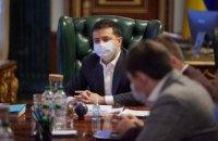 У Зеленського обговорили оновлення Угоди про асоціацію Україна-ЄС