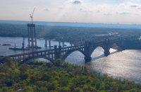 Кабмин согласовал 4,6 млрд грн аванса на мосты в Запорожье, Кременчуге и Ямполе