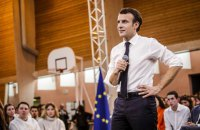 Момент оновлення ЄС. Що Макрон пропонує європейцям