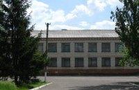 В Луганской области ночью обстреляли школу