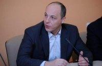 Парубій: Ситуація на кордонах України стабільна