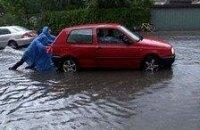 Данию залило дождями