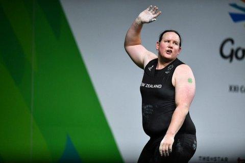 Штангістка-трансгендер з Нової Зеландії стала об'єктом цькування