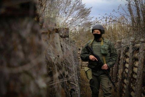 Оккупанты обстреляли позиции ВСУ из минометов, ПТК и зенитных установок
