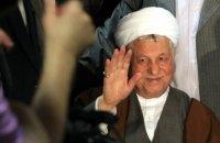 Умер бывший президент Ирана Хашеми Рафсанджани