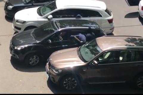 Ограбленный в центре Одессы мужчина отказался заявлять о случившемся