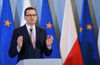 """Польський прем'єр назвав Nord Stream 2 """"платою Путіну за зброю"""""""