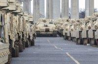 США перекидають до кордону Литви з Білоруссю 500 військових, танки і бронетранспортери