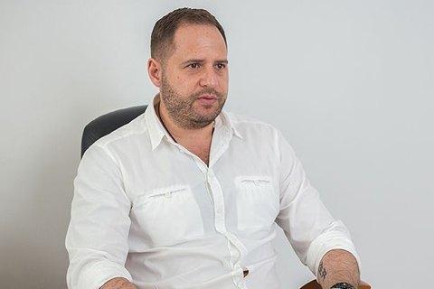 Зеленский назначил своим помощником Андрея Ермака