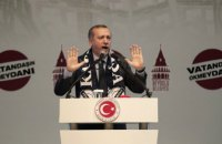 Эрдоган заявил, что турецкие войска установили полный контроль над Африном