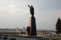 Запорожский горсовет признал Россию агрессором и решил демонтировать памятник Ленину