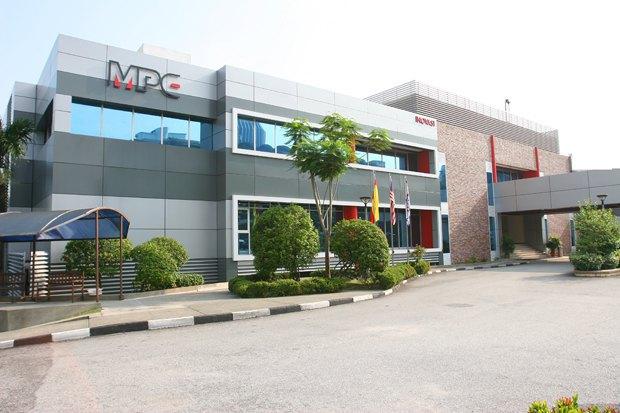 Офис Malaysia Productivity Corporation