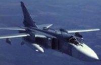 Су-24. Второе падение