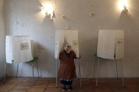 У Грузії відбувається другий тур парламентських виборів