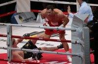 """Кличко опустил """"Витязя"""" в рейтинге боксеров"""