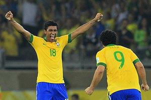 Бразилія готова зіграти з Україною за $2,5 млн