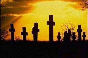 Во Львовской области неизвестные осквернили военные захоронения