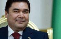 Парламент Туркменії забезпечив довічне правління президента Бердимухамедова
