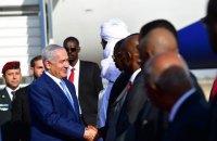 Ізраїль уперше за 47 років відновлює дипломатичні відносини з Чадом
