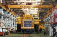 В Беларуси создали самый большой грузовик в мире