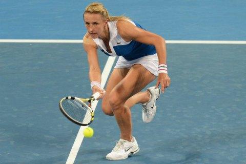 Цуренко вышла в финал турнира WTA