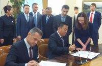 Китайська компанія стала підрядником ремонту двох доріг в Україні