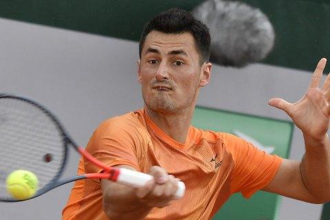 Теннисист лишен всех призовых на Уимблдоне