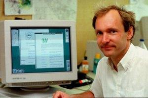 Первый в истории интернет-сайт отмечает юбилей - 20 лет со дня создания