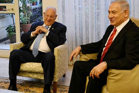 Формировать правительство Израиля будет Нетаньяху