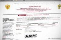 """Роскомнадзор заблокировал """"архив интернета"""" и книгу Литвиненко"""