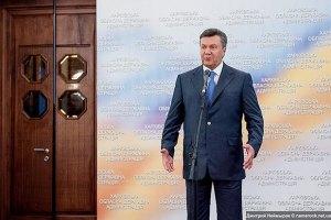 Янукович задоволений скасуванням законопроекту про наклеп
