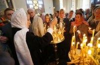 Тимошенко: с верой в Бога мы остановим врага