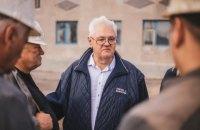 Советник секретаря СНБО Сивохо анонсировал запуск Нацплатформы примирения и единства