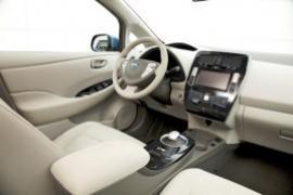 Автообзор. Nissan Leaf. С новым, 21 веком Вас!