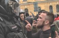 Полиция и Нацгвардия взяли под защиту отделения Сбербанка