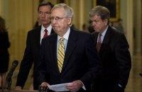 Лідер більшості у Сенаті США ще не визначився щодо імпічменту Трампа