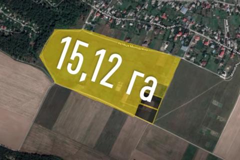 Число подозреваемых в деле о хищении 15 га земли в Гатном выросло до девяти