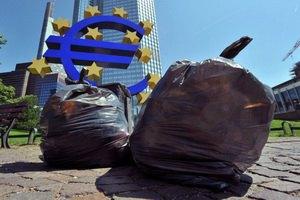 Во Франкфурте снесут памятник евро