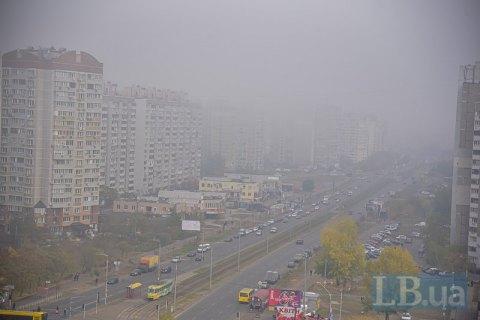За сутки в Киеве зафиксировали 289 ДТП