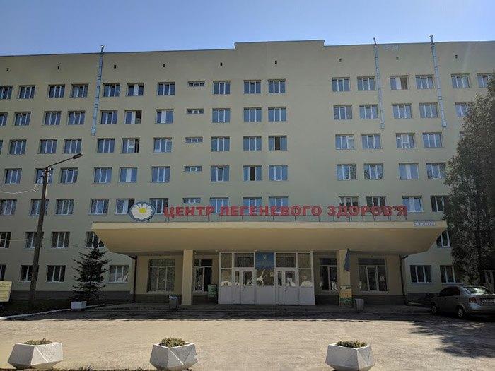 Тулиголівська туберкульозна лікарня Городоцького району