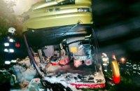В МИД сообщили о состоянии украинцев, потерпевших в результате аварии автобуса в Польше