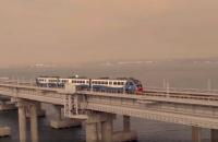 У Зеленського засудили запуск поїздів РФ у Крим