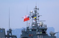 Четыре корабля НАТО вошли в порт Одессы