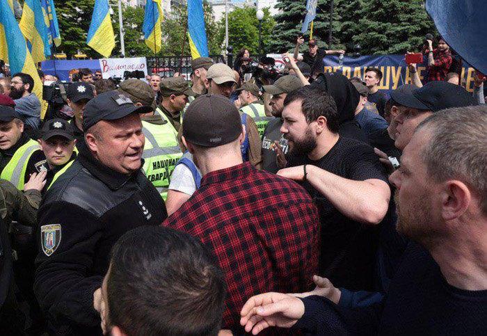 Вштабе Зеленского назвали казуистикой увольнение руководителя Конституционного суда Украины