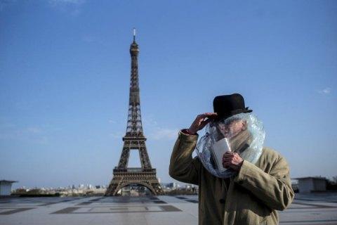 Во Франции за сутки обнаружили самое большое количество случаев ковида с начала пандемии