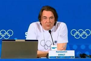 Ернст припустив, що вбивства на Майдані мали зіпсувати Ігри в Сочі