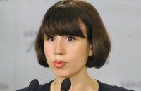 Іонова: Чорновол зламала ногу в ДБР